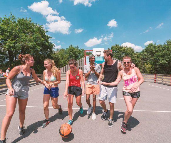Sporten op La Guyonnière